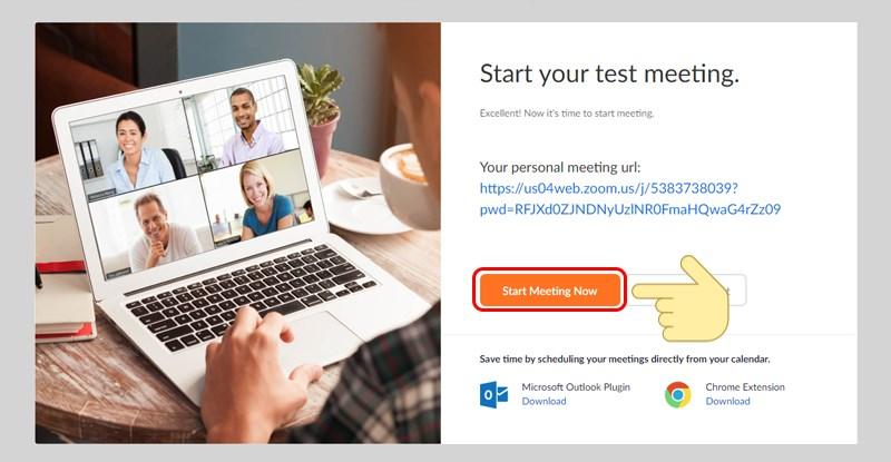 Hướng dẫn cài đặt Zoom Meeting học online cho học sinh